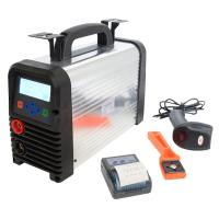 Quality HDPE ELECTROFUSION WELDING MACHINE,Electrofusion jointing of polyethylene (PE) pipes, for sale