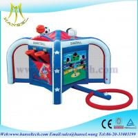 China Hansel PVC commercial outdoor inflatable ball games inflatable ball filed on sale