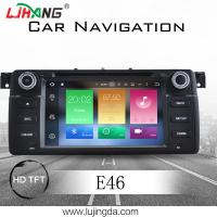 Quality BT 3G WIFI Rear Camera AUX Bmw E90 Dvd Player With Gps Navigation LD8.0-5769 for sale