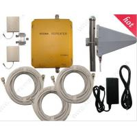 Best WCDMA980 UMTS 2100Mhz 3G mobile phones repeaters Cell phone signal booster 3G antennas wholesale
