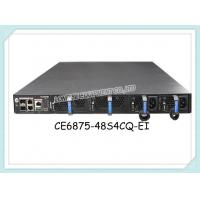 Buy cheap Huawei Network Switches CE6875-48S4CQ-EI 48 X 10GE SFP+ 6 X 40G QSFP+ 2 X AC from wholesalers