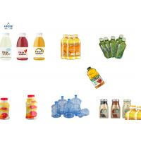 pvc shrink sleeve labeling machine for Adapt to bottle type.png