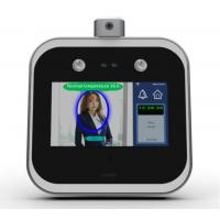 Quality heat detector face recognition thermal imaging system for human thermal temperature detection and work attendance for sale