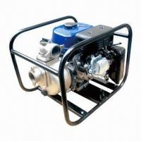 Quality Gasoline Water Pump with 26m Pump Lift, 4.0kW Maximum Output and 50mm Nominal Diameter for sale