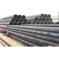 "Best EN 10217 / EN 10219 Hot Rolled Spiral Welded Steel Pipe For Petrochemicals , 10"" / 20"" wholesale"
