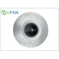 Quality Small Compact Centrifugal Industrial Fans / 24v DC Centrifugal Flow Fan for sale