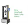 Buy cheap 400W Plasterboard Board Flexure Testing Machine from wholesalers