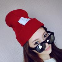 China Top Quality Custom Slouchy Knitted Beanie Hat Wholesale on sale