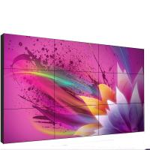 "Quality Exterior Super Narrow Bezel LCD Wall Display 46"" 4K DID 3.5mm Bezel 3x3 Video Wall for sale"