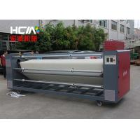 Quality 3.2m Width Heat Transfer Machine For Beding And Curtain Printing for sale