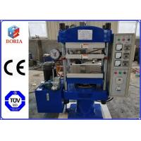 Quality Rubber Vulcanizing Press Machine 100% Positioning Safety With A Slow Calibration Function for sale