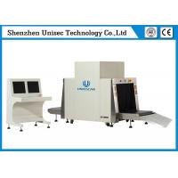 Quality UNIQSCAN Security X Ray Baggage Scanner Parcel Inspection Checking Machine SF10080 for sale