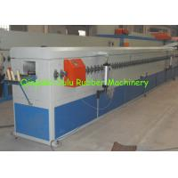 XJM - 900 Durable Rubber Sealing Strip Machine Extrusion Line Electricity Heating