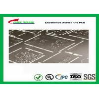 Quality Prototype SMT Stencil PCB Fabrication Service Laser Thickness 100µm to 150µm for sale