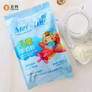 Quality 400g 7 Years Olds Sterilized Children Goat Milk Powder for sale