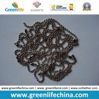 Quality Chinese Manufacturer Supply 1.0mm-12mm Beaded Ball Shape Metal Chain for sale