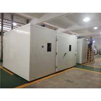 Quality 20% - 98% Rh Walk In Climatic Stability Chamber Electronic For Auto Spare Parts for sale