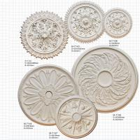 Ceiling Centre Decoration Plaster Of Paris Ceiling Medallions