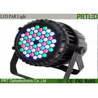 China Waterproof High Power LED Par Stage Lights 54*3W RGB 3 In 1 DMX Control on sale