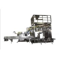China Open Mouth Bag Automatic Packing and Palletizing Line for Granule And Powder on sale
