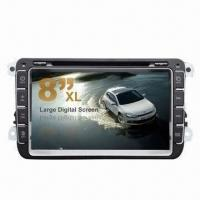 Buy cheap GPS Navigation DVB-T Car DVD Player, Supports SDCard/USB/iPod/AUX Port from wholesalers