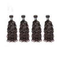 China 3.5OZ Water Wave Virgin Hair / 100% Indian Remy Human Hair Extensions on sale
