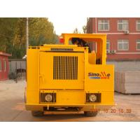 Quality Underground Utility Vehicle SAHR Parking braking , load haul dumper for sale