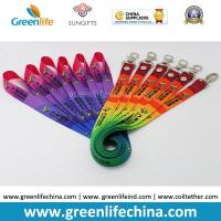 Quality Heat-transfer Pre-printed Earthfriendly Meeting Lanyard High Quality Neckwear Promotional Gift for sale