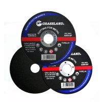 Quality Grassland OEM Cutting Disk Inox 5 inch 125*1.2*22 for metal for sale