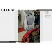 China R134a Refrigerant Automotive AC Recovery Machine Flushing And Oil Exchange Device on sale