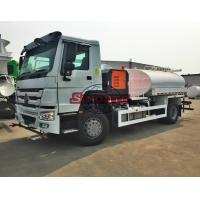 Quality 4x2 Right Hand Driving Water Spray Truck, 10 - 12 Cubic Meter Commercial Water Truck for sale