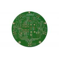 Quality High Frequency Isola 370HR PCB Design And Fabrication Green 5mil for sale