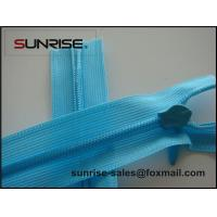 Buy cheap High quality seperating ykk #4 invisible lace tapes zippers for sale from wholesalers