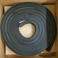 Quality Hydrophilic Swelling Bentonite Rubber Waterstop for Waterproof Building Material for sale