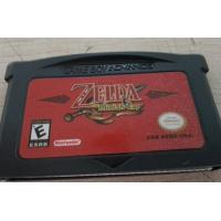 Quality The Legend of Zelda  The Minish Cap GBA Game Game Boy Advance Game Free Shipping for sale