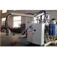 Quality 8 Tons PU Sandwich Panel Machine For House , roof sandwich panel for sale