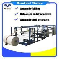 China New Design Automatic Bag Cutting Machine for PP Woven Bag fabric cutting machine on sale