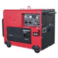 Quality Hot sale  5kw Small portable silent diesel generator single  phase  50hz for sale
