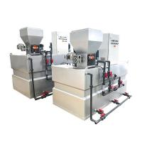 Buy cheap Wastewater Treatment Automatic Chemical Dosing System / Device For Polymer from wholesalers