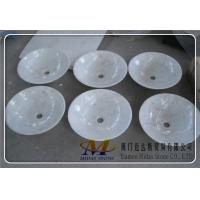 Quality China White Marble Sinks for sale