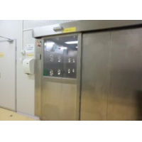 Quality Customized U Type Automatic Air Shower Tunnel For Medical Industry Cleanroom for sale