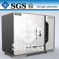 Quality High Effiecent Membrane Nitrogen Generator PSA Nitrogen Plant 95% - 99.99% for sale