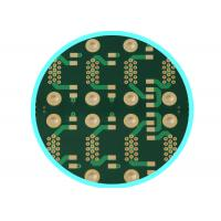 Quality UHF Rogers RF Pcb Board With ER = 3.38 Blind Buried Via Hole 1.524 MM Used In Wireless Couplers for sale