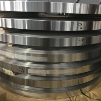 Quality 1000mm T3 To T8 Thin Aluminum Strips For Stamping Hardware for sale