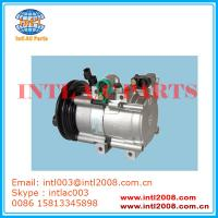 Best HCC-FX15 ac compressor with 1 groove pulley clutch for Hyundai Starex 1997- 97610-H1002 97610-H1003 97701-4A071 wholesale