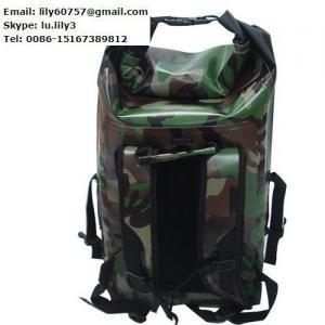 Quality Customized PVC tarpaulin Travel Bag for sale