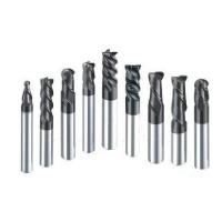 Quality JWT HSS End Mills for CNC Tools / M3 Material Endmills for sale