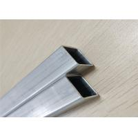 Buy Off Road High Frenquency Aluminium Square Pipe ACA Cooler Aluminum Box Tubing at wholesale prices