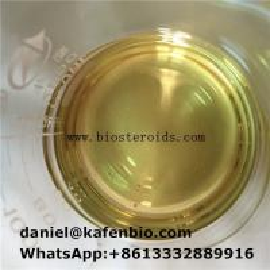 Quality Bodybuilding Anabolic Boldenone Equipoise Steroids Boldenone Undecylenate BU Oil CAS 13103-34-9 for sale