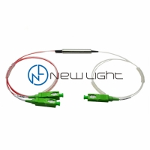 Quality SC APC Wavelength Division Multiplexer Fiber Optic WDM for sale